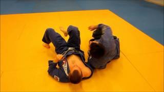 Jiu jitsu brésilien : Sweep De la riva HD
