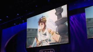 E3 2010 Kid Icarus: Uprising Announcement trailer