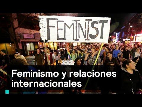 Feminismo y relaciones internacionales - Foro Global