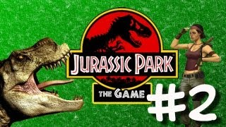 Video Jurassic Park the Game - Part 2 - Story Time download MP3, 3GP, MP4, WEBM, AVI, FLV November 2017