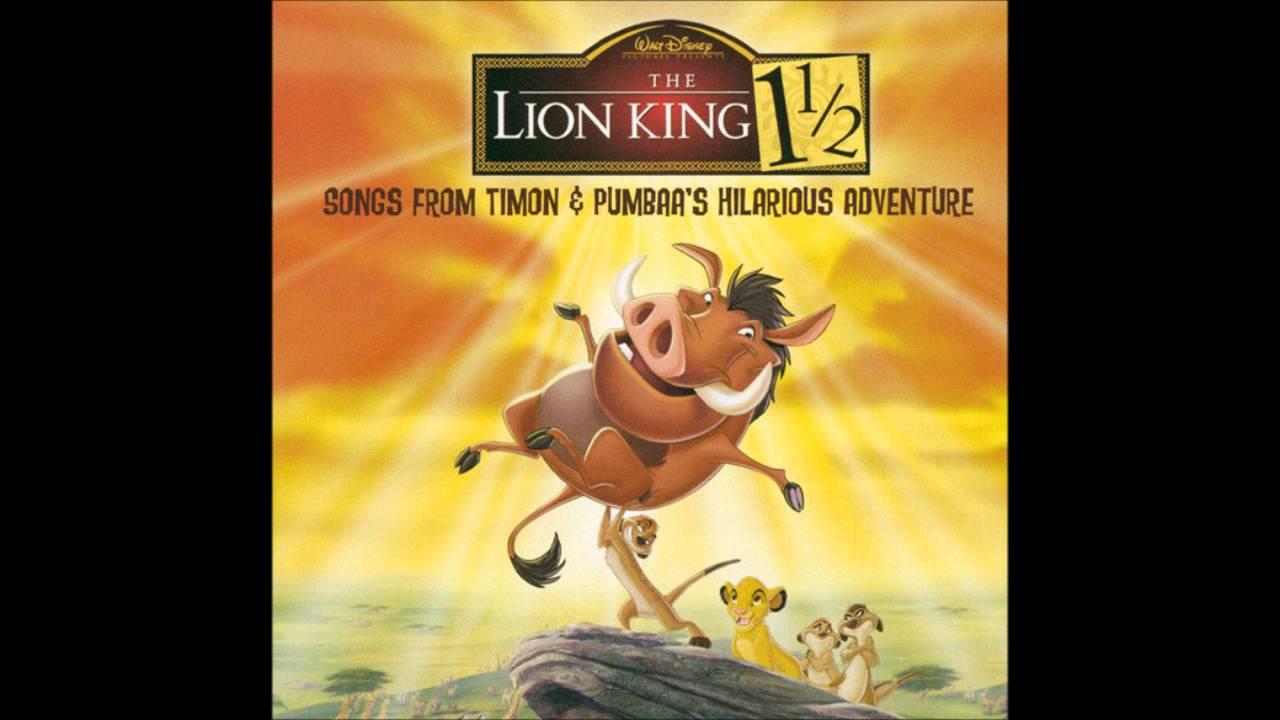 the lion king 3 - instrumental soundtrack  score