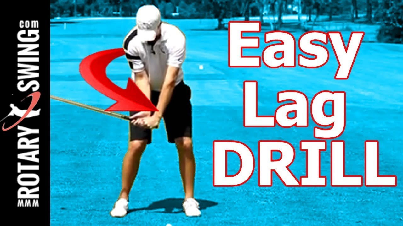 Online Golf Instruction Best Drill Ever To Create Swing Lag