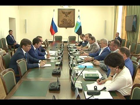 ВТБ и Белгородская область подписали соглашение о сотрудничестве
