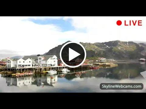 Live Webcam from the Lofoten Islands - Norway