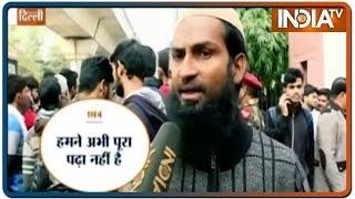 Jamia Millia Islamia postpones Exams; announces Winter Break as protests rock campus (IndiaTV News)