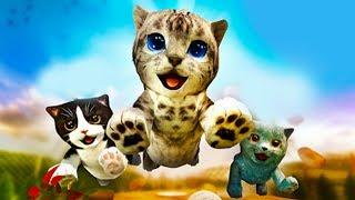 СИМУЛЯТОР Маленького КОТЕНКА #7 Завели ребенка / Развлекательное видео для детей ПУРУМЧАТА