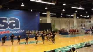 John Burroughs Large All Male USA Nationals 2012