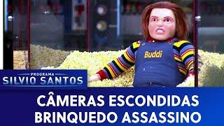 Brinquedo Assassino Childs Play Prank 1 Câmeras Escondidas 18 08 19