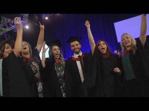 Derby Graduation - November 2016