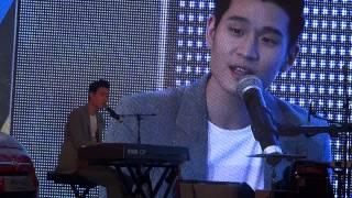 Eric Chou 周興哲 - 以後別做朋友 - Gimme Live 2015