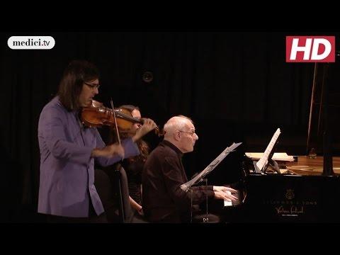 Leonidas Kavakos - Sonata for Violin and Piano - Béla Bartók - Verbier Festival