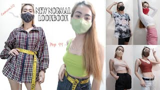 THE NEW NORMAL LOOKBOOK MASK TOPS HAUL Princess Zachary