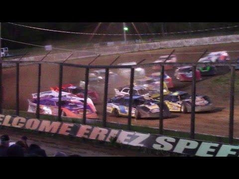 Super Late Model Feature | Eriez Speedway | 5-14-17
