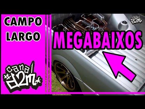 MEGABAIXOS #2 - Campo Largo - PR = Canal D2M