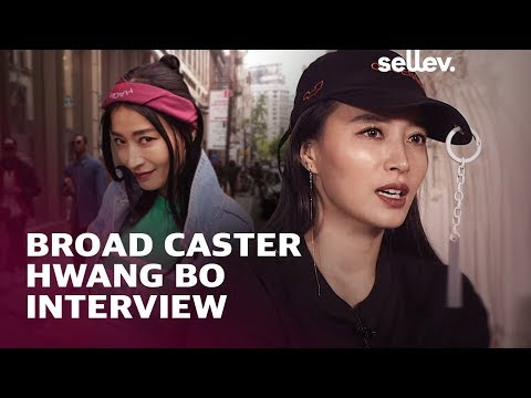Broad Caster Hwang Bo Interview