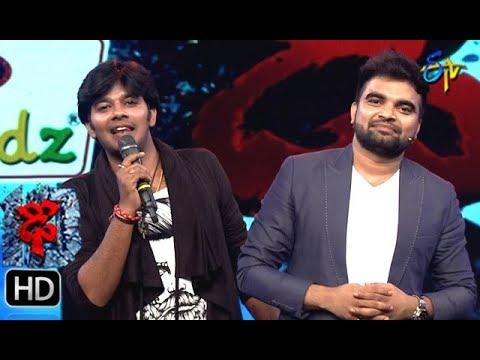 Sudheer | Pradeep | Performance | Dhee 10 | 4th July 2018 | ETV Telugu