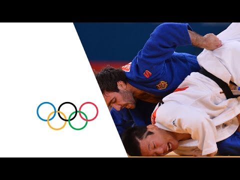 Mens Judo -73 kg Gold Medal Match | London 2012 Olympics