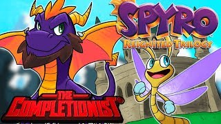 Spyro the Dragon | The Completionist | New Game Plus