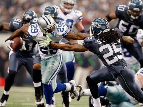 Dallas Cowboys DeMarco Murray 91 Yard TD RUN