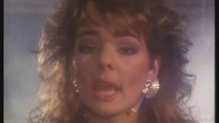 Sandra In The Heat Of The Night 1985 Videoclip Music Video Lyrics Included