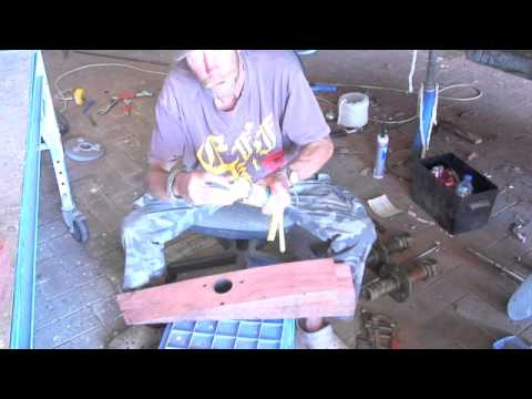Wooden Boat Repair-Waterproof seal