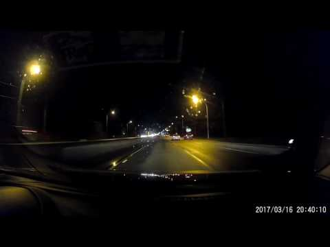 Vancouver meteor sighting caught on dashcam | March 16 2017