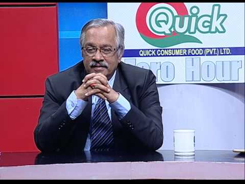 Zero Hour, live talk show of Boishakhi tv on February 28, 2017