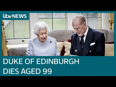 Prince Philip: Queen and Royal Family mourn loss of Duke   ITV News