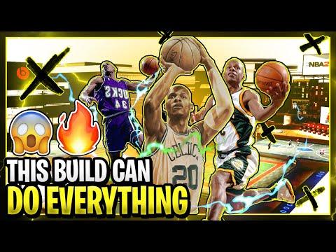 *FREE VC* || BEST 2 WAY SHARPSHOOTER BUILD NBA 2K20
