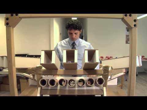 cardboard engineering. Black Bedroom Furniture Sets. Home Design Ideas