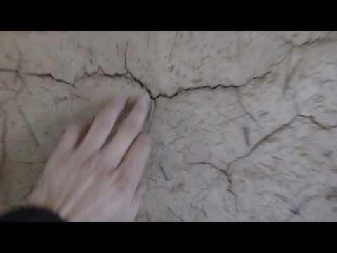 видео: Бесплатная штукатурка из глины/ decorative plaster is cheap clay