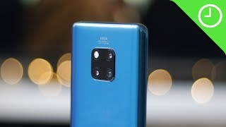 Huawei Mate 20 Pro review: Everything but the kitchen sink