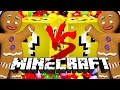 Minecraft: VENDING LUCKY BLOCK CHALLENGE   Shrek Gingerbread Man!
