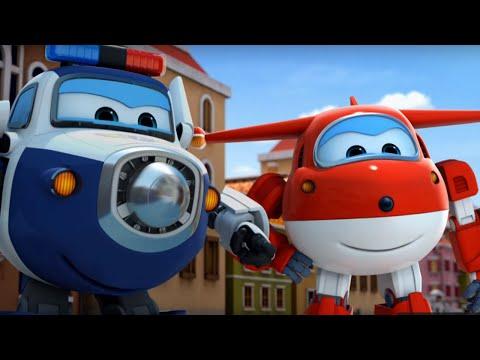 Супер Крылья: Джетт и его друзья - 7 серия - Мультики про самолеты Super Wings на русском