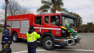New fire engines for City of Johannesburg