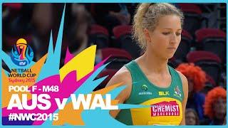 NWC15 I Australia v Wales I M48