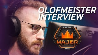 FaZe Olof: I Didn't Know When I Was Going To Come Back, It Could've Been 1 Year Or 2 Months