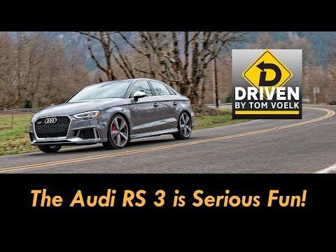Driven! 2019 Audi RS 3