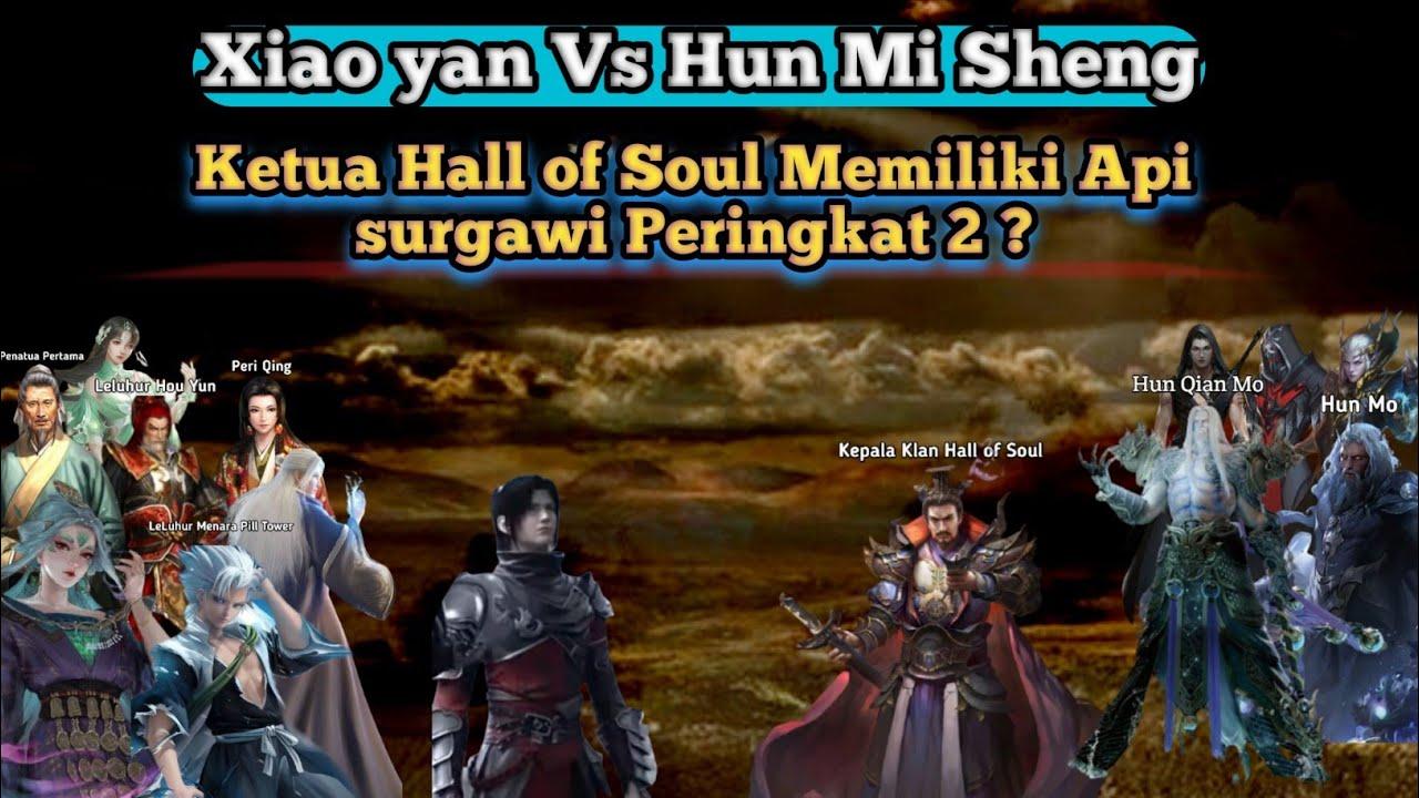 Download Battle Through the Heaven Season 16   Ep 6   Xiao Yan Vs Hun Mi Sheng