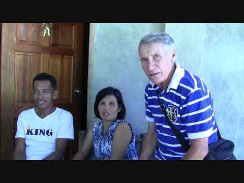 LASTEST UPDATE PASTOR TIMIO AND ANALIE RECEIVES GENEROUS GIFT OF 10,000 PESOS FROM SANDMAN
