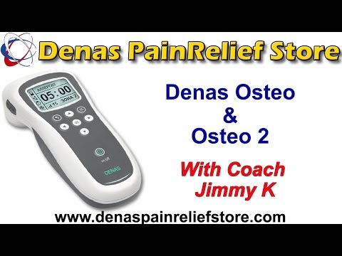 Denas Osteo - Pain Relief Without Drugs