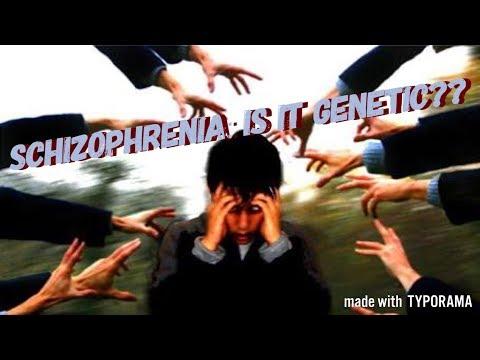 SCHIZOPHRENIA : GENETIC CAUSE A FACT OR A MYTH (GENAIN STUDY OF QUADRUPLETS)