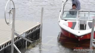 CanadaDocks™ 3000lbs Boat Lift