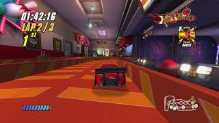 [Xbox 360] Hot Wheels: Beat That! - Inferno: Bowling Alley Tournament - Super Tsunami