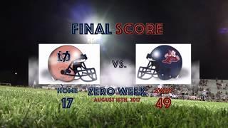 Perry Wins Big at Desert Vista! Zero Week Highlights - Arizona High School Football