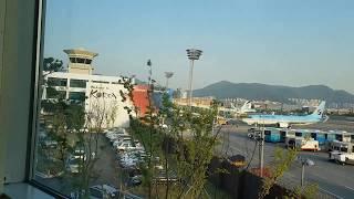 Аэропорт Пусан 25 04 2018