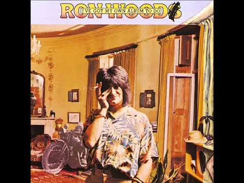 Ronnie Wood - Sure The One You Need .