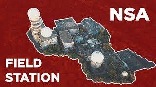 DJI Mavic Pro - Berlin - NSA Field (Spy) Station / Abhörstation Teufelsberg 📡 Watch what you say!