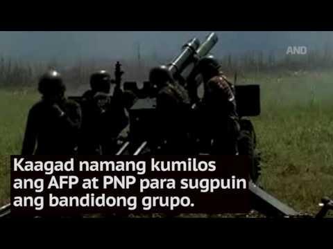 Ang pag-atake ng Maute Group sa Marawi City (6pm)