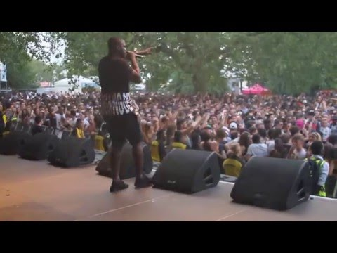 Lethal Bizzle Performs his latest Party Anthem Live @ Wireless